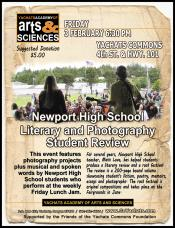 NHS Literary & Photography Student Review