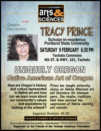 Native American Art of Oregon