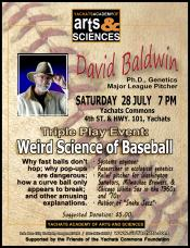 Weird Science of Baseball