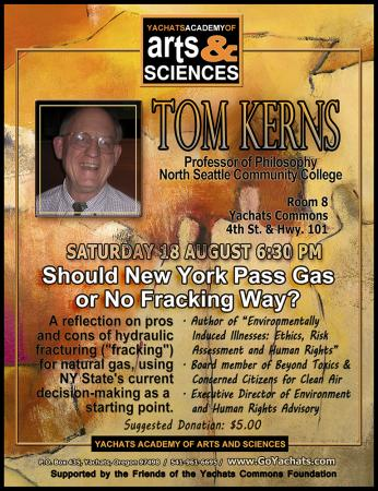 Should NY Pass Gas or No Fracking Way