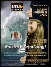 What's New in Oregon Geology