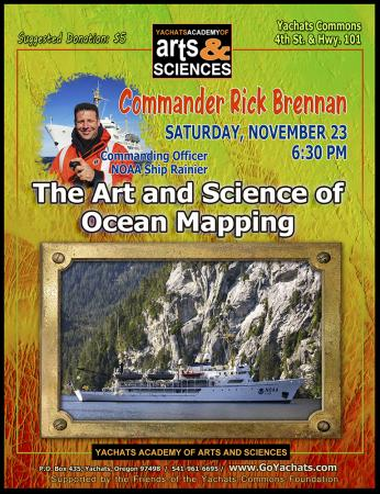 The Art and Science of Ocean Mapping