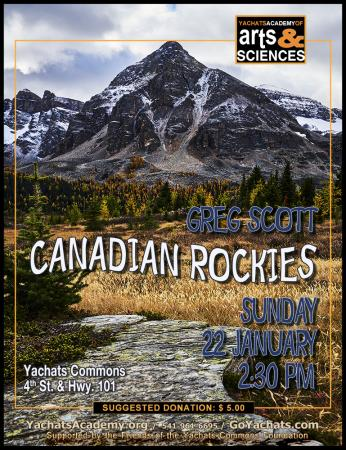 Greg Scott: The Canadian Rockies