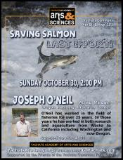 Saving Salmon: Last Effort!